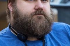 Executive Producer Robert Kirkman - Fear the Walking Dead _ Season 1, Episode 1 _ BTS - Photo Credit: Justin Lubin/AMC