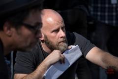 Executive Producer/Showrunner Dave Erickson - Fear the Walking Dead _ Season 1, Episode 1 - Photo Credit: Justin Lubin/AMC