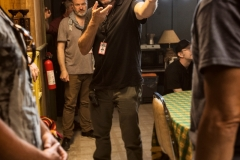 Co-Executive Producer Adam Davidson - Fear The Walking Dead _ Season 1, Episode 2 - Photo Credit: Justina Mintz/AMC