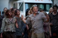 Greg Nicotero - The Walking Dead - Season 2, Episode 1 - Photo Credit: Gene Page/AMC - TWD_201_0614_2504gn_2