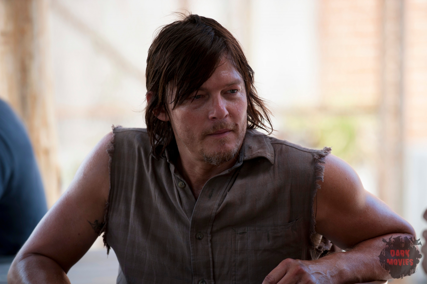 Daryl Dixon (Norman Reedus) - The Walking Dead _ Season 4, Episode 2 - Photo Credit: Gene Page/AMC