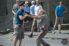 Emily Kinney as Beth Greene - The Walking Dead _ Season 5, Episode 4 _ BTS - Photo Credit: Gene Page/AMC