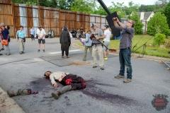 Greg Nicotero Director - The Walking Dead _ Season 6, Episode 2 - Photo Credit: Gene Page/AMC