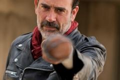 BTS, Jeffrey Dean Morgan as Negan- The Walking Dead _ Season 7, Episode 7 - Photo Credit: Gene Page/AMC