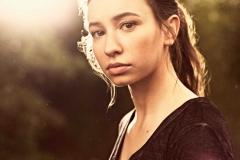 Katelyn Nacon as Enid- The Walking Dead _ Season 9, Gallery- Photo Credit: Victoria Will/AMC
